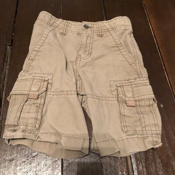 bdadab0fa Nautica Bottoms | Boys Cargo Shorts Size 4 Run Big | Poshmark